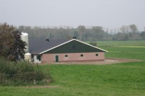 <U>Agrarische bedrijfsgebouwen</U>